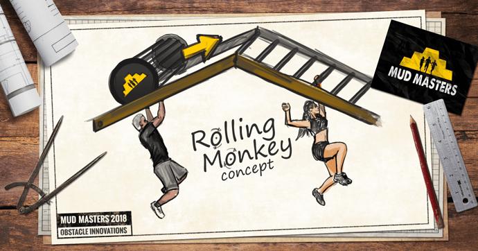 Rolling-monkey